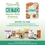 Naturally Keto Starter Pack Giveaway