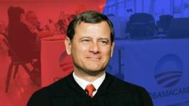 The chief justice was the deciding vote on the census citizenship debate. Sources say he wavered.