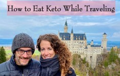 How to Eat Keto While Traveling