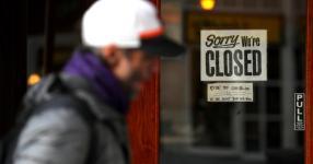 Coronavirus' crushing impact on small business in America
