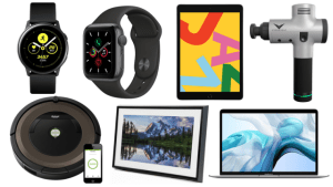 ET Mother's Day Deals: $100 Off Apple Watch Series 5, Apple AirPods w/ Charging Case $135, $250 Off Meural Canvas Digital Photo Frame