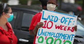 Higher unemployment rates impact black workers