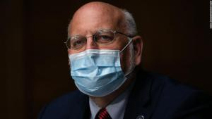 The CDC director and other officials will not be allowed to testify to Congress next week, a source says