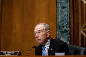 Republican Senator Grassley to skip party's convention due to virus concerns