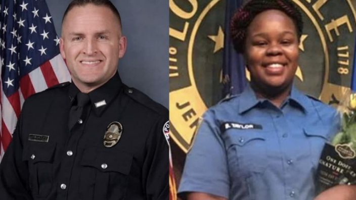 Louisville police officers under investigation in Breonna Taylor shooting death