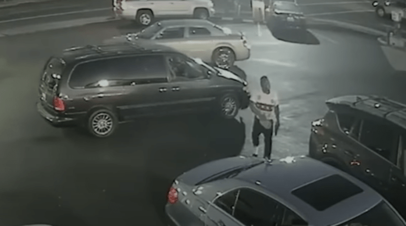 Family of man killed by off-duty cop over parking space files lawsuit in California