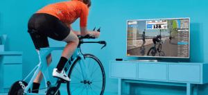 Zwift, maker of a popular indoor training app, just landed a whopping $450 million in funding led by KKR
