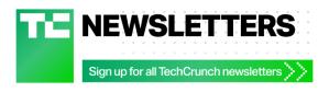 Daily Crunch: Quibi is shutting down
