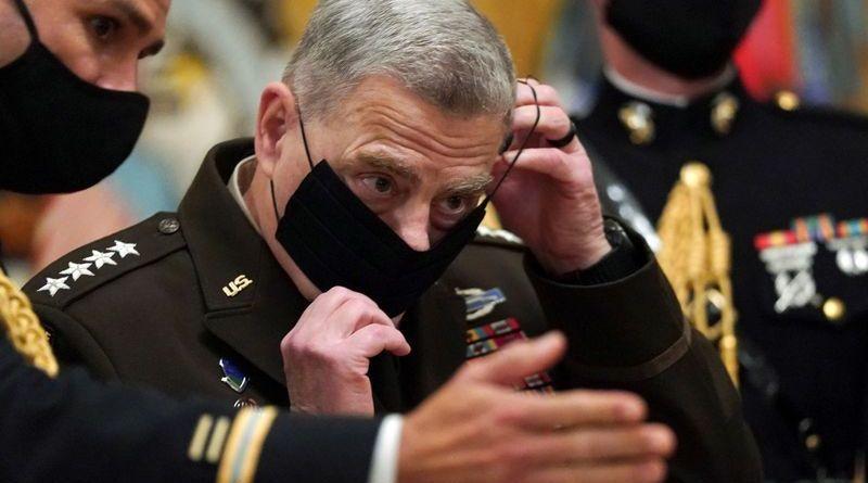 U.S. military families in South Korea? Top U.S. general wants a rethink