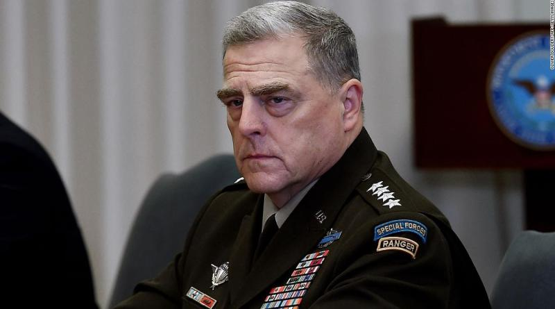 Top military leaders urge US forces to defend the Constitution and reject extremism