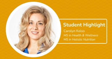 Student Highlight: Public Health and Wellness Approach   achs.edu