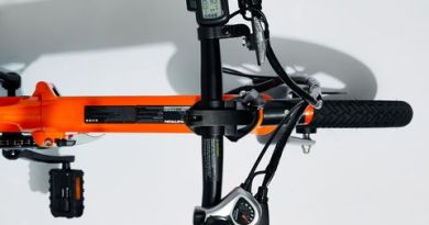 The Kickass Folding Electronic Bike That Somehow Costs $1,000 Less Than the Competition