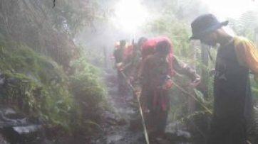 Tempat Camp Pendakian di Jawa Barat Surya Kencana Surga Edelweis 3