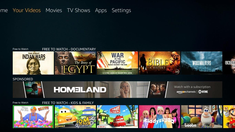Amazon Fire TV 4K (2017) – Media Player Reviews