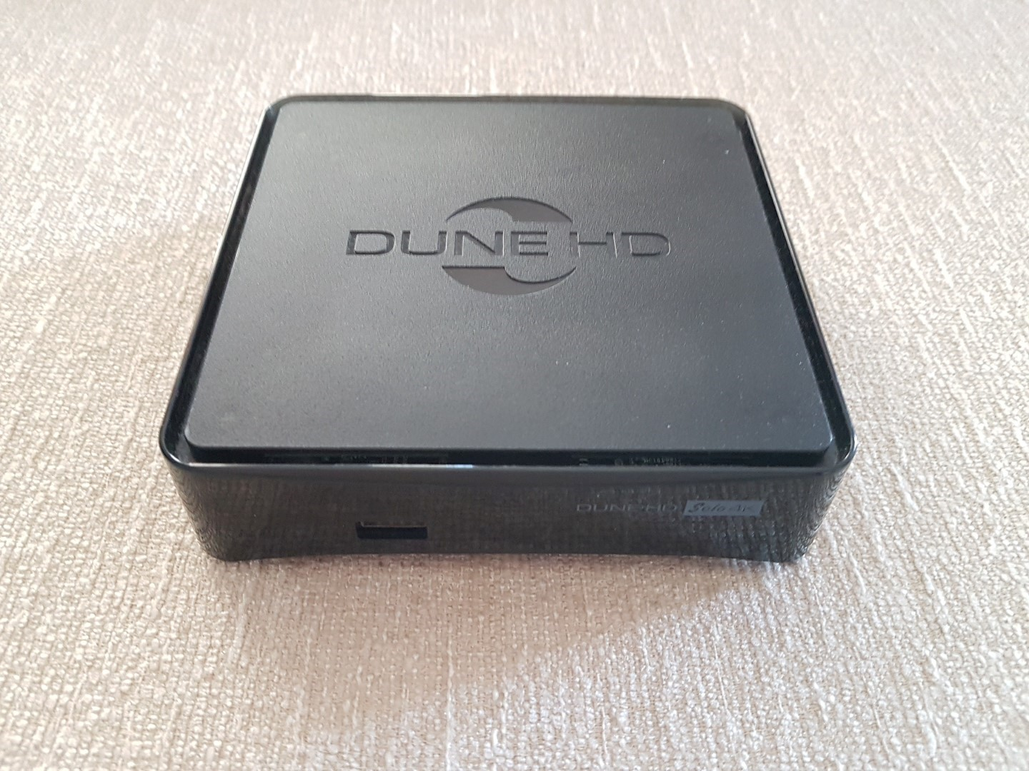Dune HD Solo 4K – Media Player Reviews