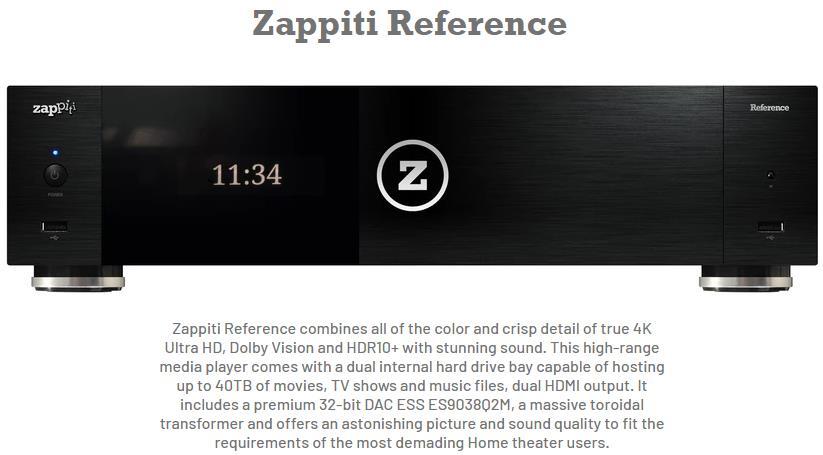 Zappiti-Reference