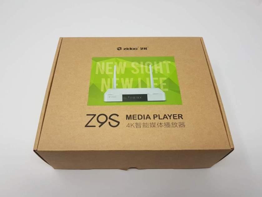 Zidoo Z9S – Media Player Reviews