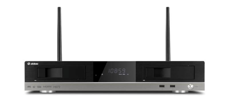 Zidoo X20 Pro Update – Media Player Reviews