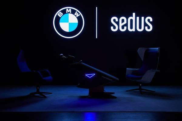 Munich (GER), 5th December 2020. BMW SIM Live, event, show, BMW Welt, Fusion SL Concept.