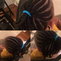 Mobile hair braiding salon specialist in Washington DC MD VA