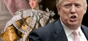 Image result for donald trump king george iii