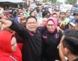 Tatong – Nayodo Menangis Melihat Ribuan Masyarakat Gogagoman