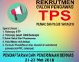 Panwaslu Pagaralam Butuh Panwas TPS