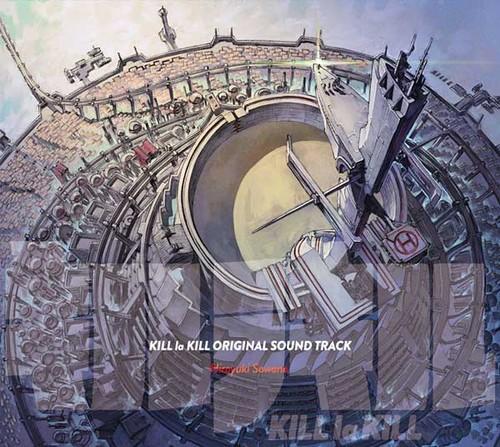 Kill la Kill OST: La épica retorcida
