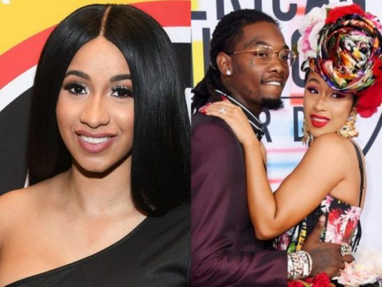 Cardi B Gives Offset Conditions As They Get Back Together Again