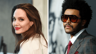 Could The Weeknd and Angelina Jolie be dating?