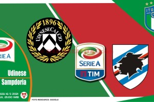Udinese vs Sampdoria