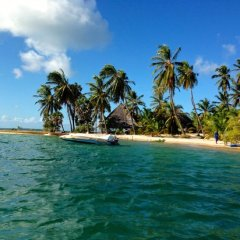 Aventure en plein air à Manda Bay au Kenya