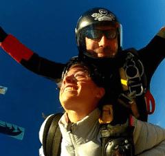 Faites le grand saut avec une activité parachutisme au Maroc