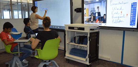 Qu'est-ce qu'un écran interactif ?