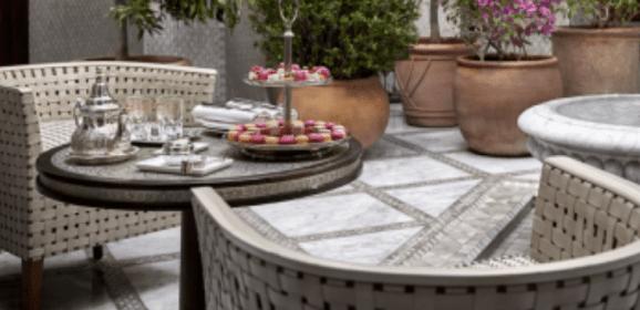 Riad de luxe Marrakech: optez pour un hébergement traditionnel