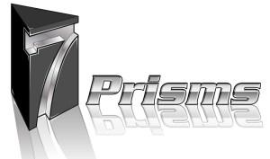 7 Prisms - Logo Design