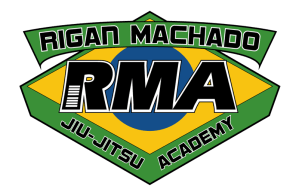 Rigan Machado RMA - Logo Design