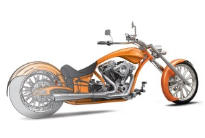 Big Bear Choppers - Photography, Illustration