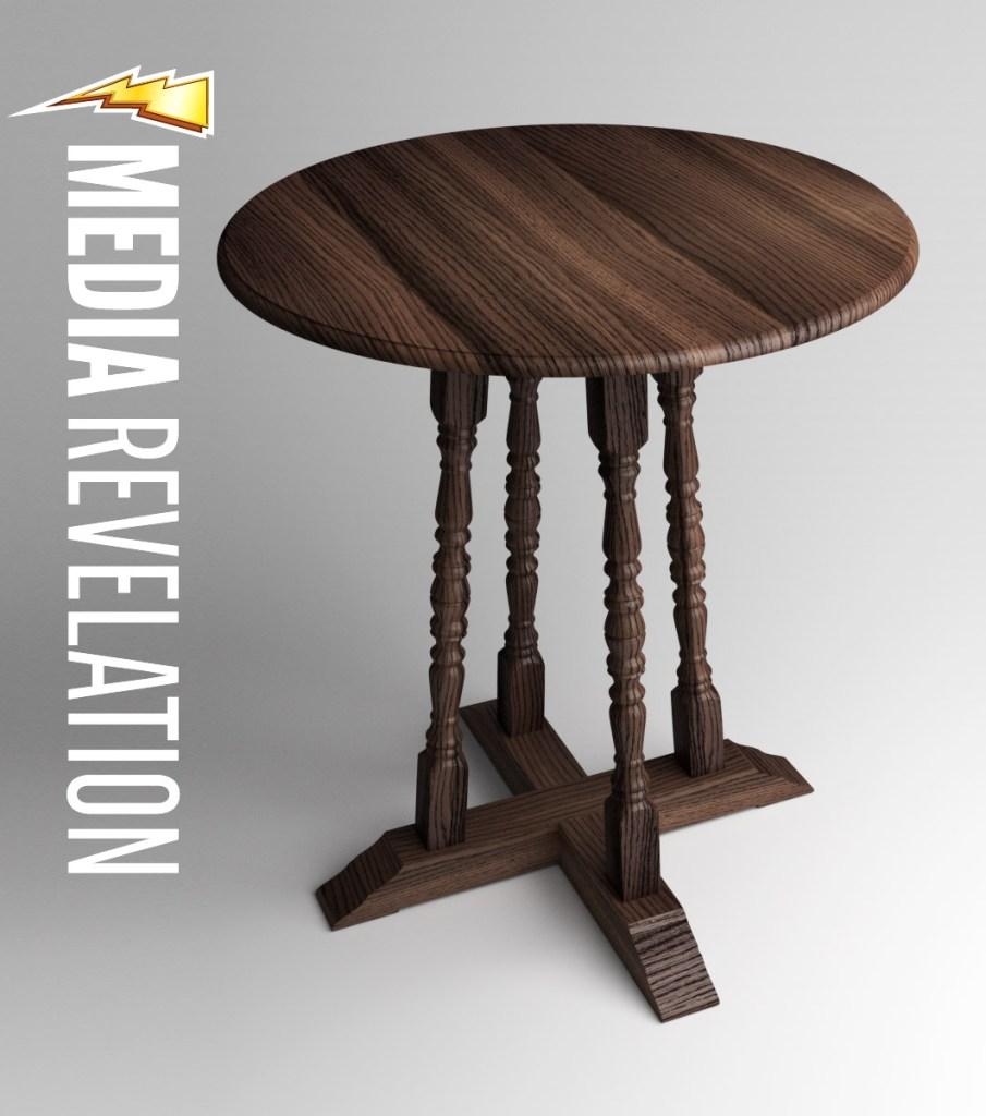 Side Table Round v4.2.1