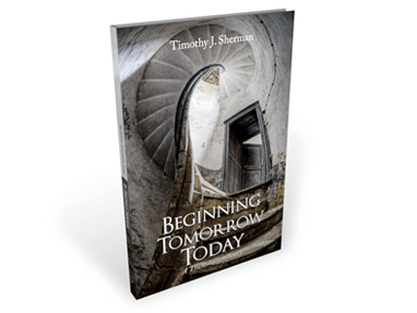 Beginning Tomorrow Today – Book Cover Design