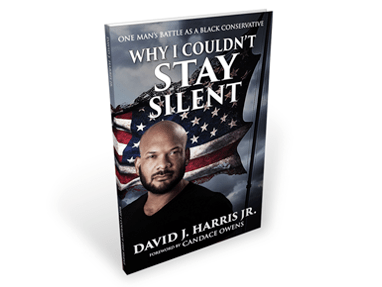 Why I Couldnt Stay Silent – David Harris