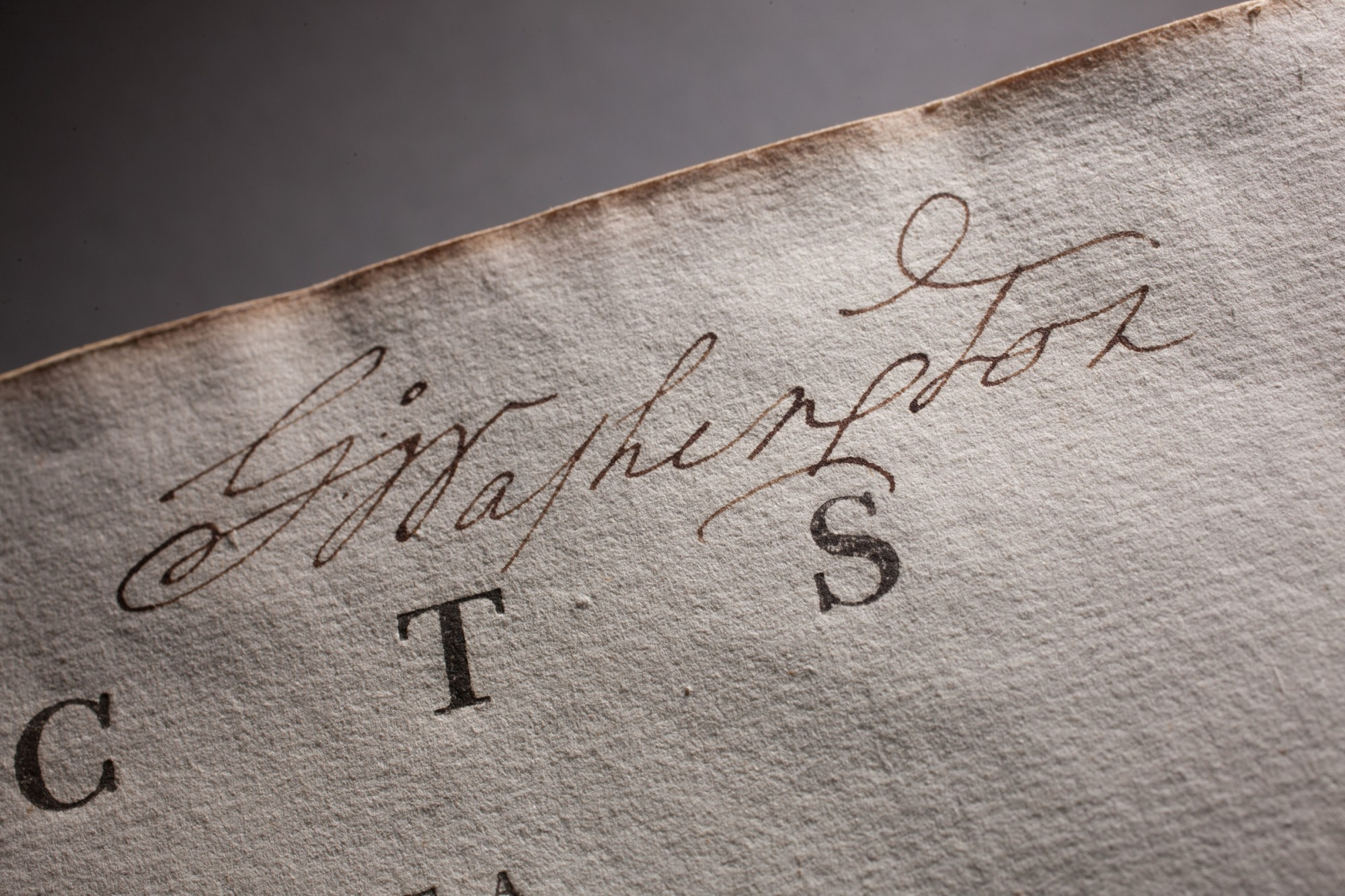 George Washington Signature