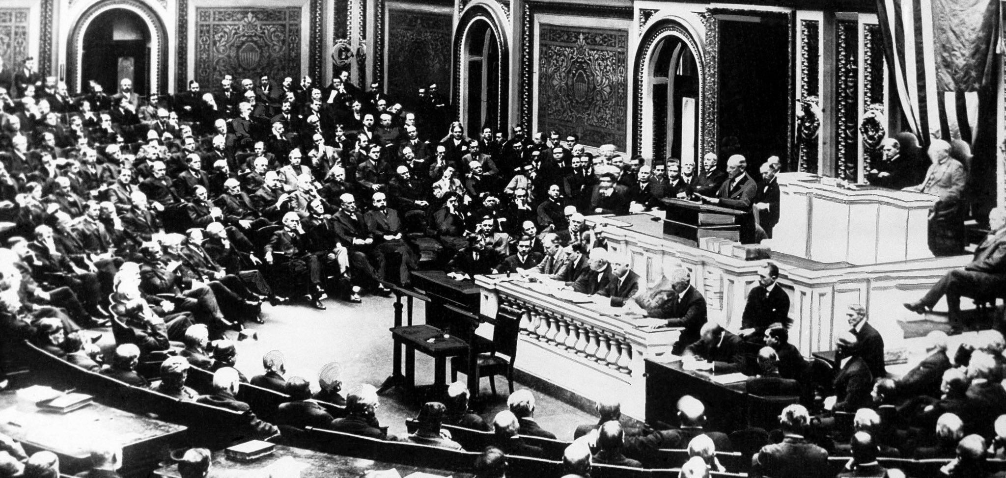 Woodrow Wilson Fourteen Points Address to Congress