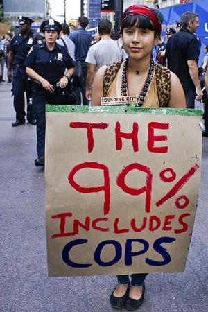 OccupyWallStCopsFlickrUserSashaYKimel