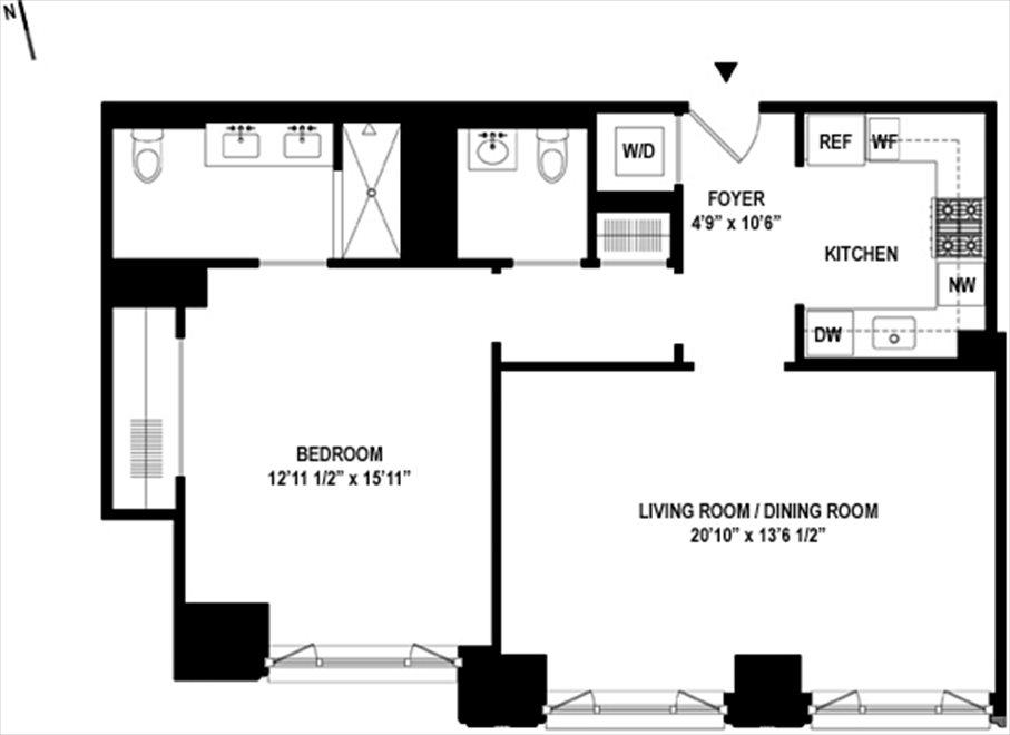 2150 Broadway Apt 10g, Upper West Side, Nyc Real Estate