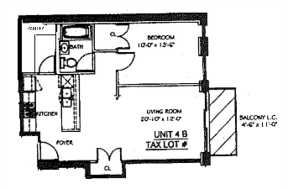 111 Monroe Street Apt 4b, Clinton Hill, Nyc Real Estate