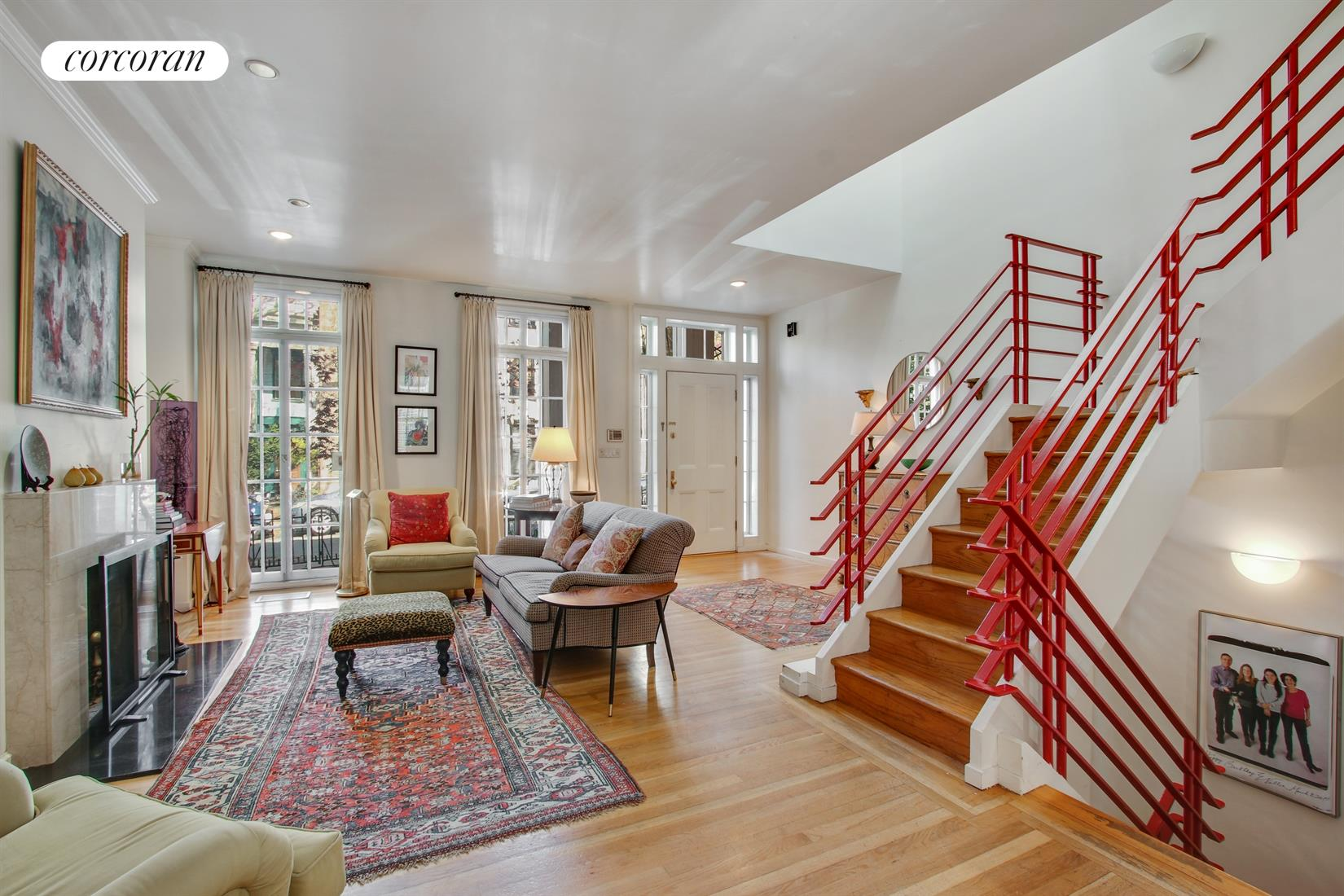 Corcoran, 45 Willow Place, Brooklyn Heights Real Estate