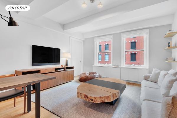 Corcoran 71 Laight Street Apt. 3c Tribeca Real Estate