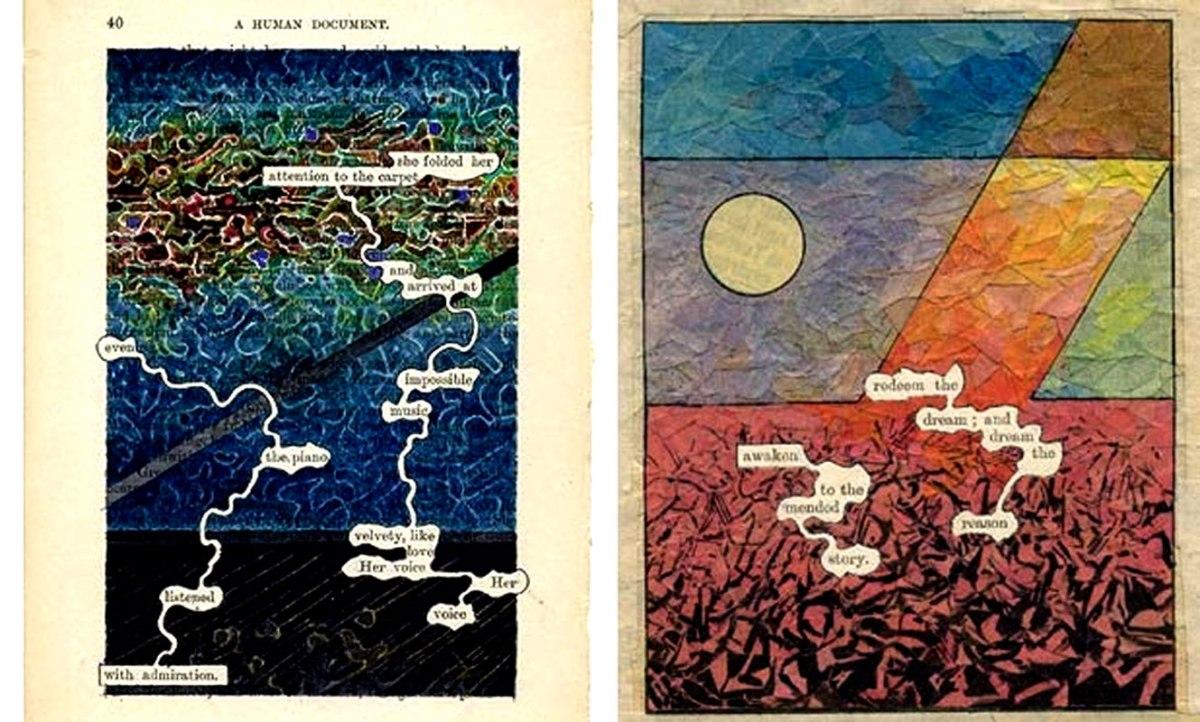 Tom Philips A Humument 1970 Book 2011 App – Media Art