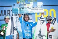 martinique surf pro 2017_podium